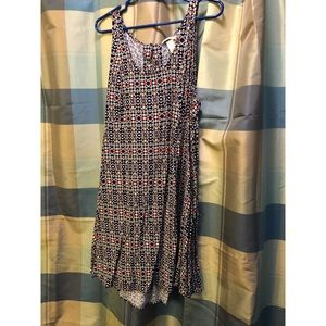 H&M Patterned Sundress